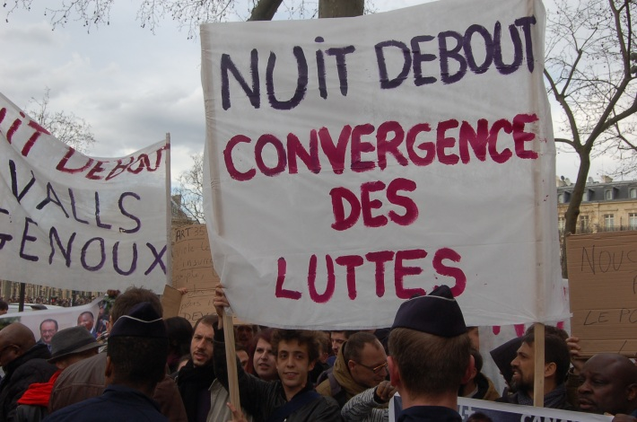 Protest-at-nuitdebout-Day-5-